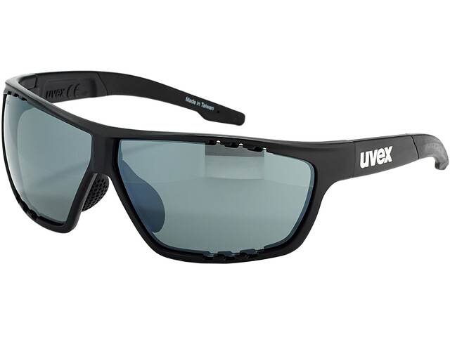 UVEX Sportstyle 706 Colorvision Brille black matt/urban